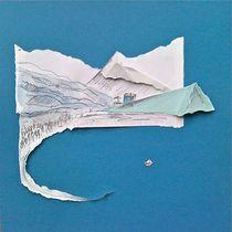 OHNE TITEL (Berg und See) von Johannes Morten