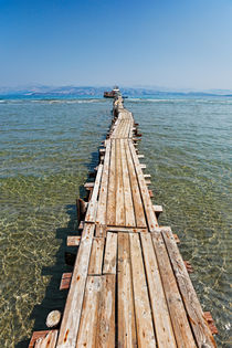 Kalamaki in Corfu, Greece by Constantinos Iliopoulos