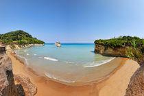 Sidari in Corfu, Greece by Constantinos Iliopoulos