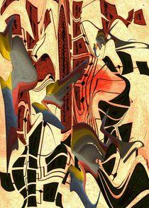 Heilige Kuh von Johann Wendelin Heiß