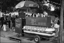 New Orleans Lucky Dogs von Michael Whitaker