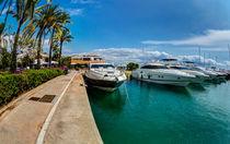Mallorca - Puerto Portals exclusive von Jürgen Seibertz
