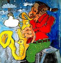 Der Sessionmusiker by Peter Schnathorst
