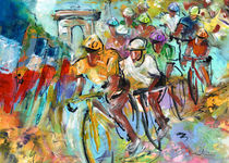 Le Tour De France Madness 02 by Miki de Goodaboom