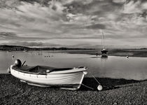 River Exe Estuary by Pete Hemington