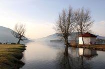 Lago di Lugano 2 by Bruno Schmidiger