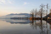 Lago di Lugano 1 von Bruno Schmidiger