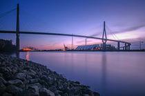 Köhlbrandbrücke von Felix Neumann