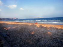 Lonely Beach by eivinak