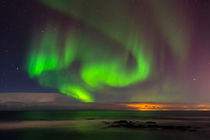 Aurora Borealis by Tom Green