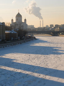Moskva and Cathedral by Tom Green