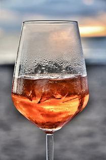 aperitivo  - Aperitif am Meer by Peter Bergmann