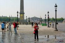 Concorde Square IV von Carlos Segui