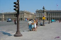 Concorde Square VII von Carlos Segui