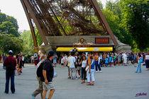 Tour Eiffel by Carlos Segui