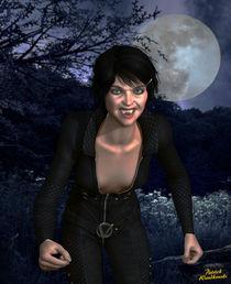 Vampirangriff von Patrick Wandkowski