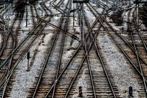 Railtrack 1 by Petra Kontusic