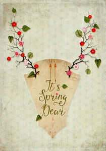 It's Spring Dear von Sybille Sterk