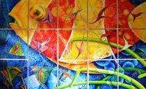 Komposition: Zur Geometrie des Wassers von Matthias Kronz