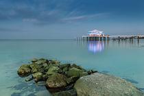 Teehaus Timmendorfer Strand von Michael Onasch
