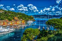 Portofino von Lev Kaytsner