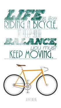 Einstein-fahrrad