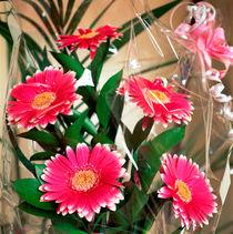 Farbenfroher Gerbera Blumenstrauß. by li-lu