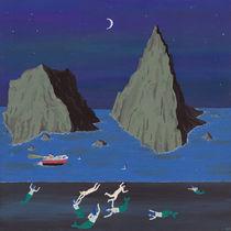 Evil Mermaids von Angela Dalinger