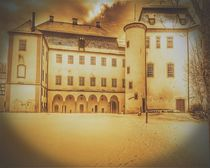 Schloss Gross Laupheim von Michael Naegele