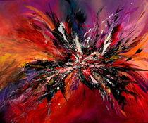 """""""Violett Explosion"""" von Maria Killinger"""