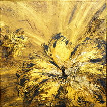 """""""Golden Flower"""" von Maria Killinger"""
