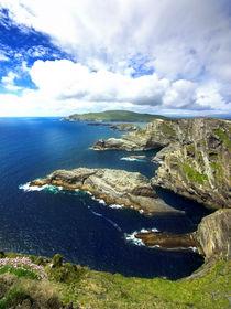 Irische Küste von Daniel Heine