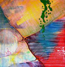 Komposition im Regen von Matthias Kronz