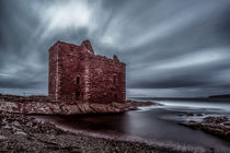 Portencross castle von Sam Smith