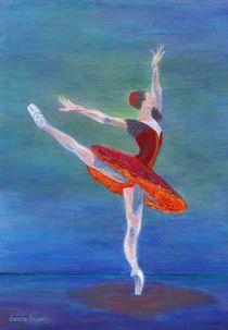 Red-ballerina