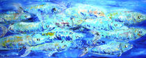 Fische in Öl by Christine  Hamm