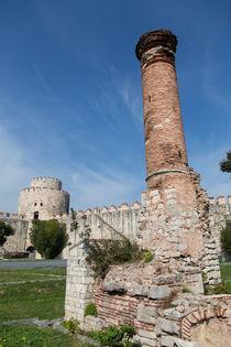 Yedikule Fortress von Evren Kalinbacak