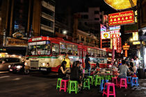 Bangkok China Town Night von Kay Elvert