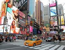 Times Square von Andrea Damm