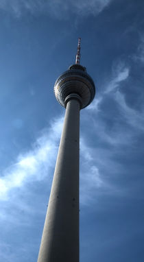 berlin  tower by emanuele molinari