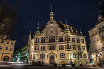 Helmstedter Rathaus by Thomas Grill