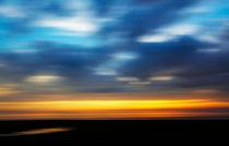 Nordseeabend von Thomas Jäger