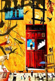 birds also dream von Baptiste Riethmann