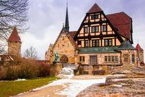 Coburg Castle by Daniele Ferrari