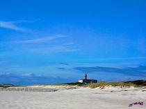 Beach in Galicia III von Carlos Segui