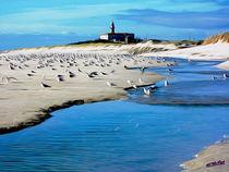Beach in Galicia IV von Carlos Segui