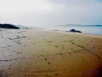 Beach in Galicia VI von Carlos Segui