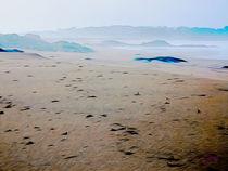 Beach in Galicia VII von Carlos Segui