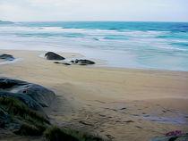 Beach in Galicia IX  von Carlos Segui