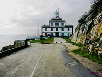 Cape Finisterre Lighthouse von Carlos Segui
